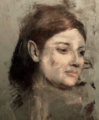 Portrait by Dagas